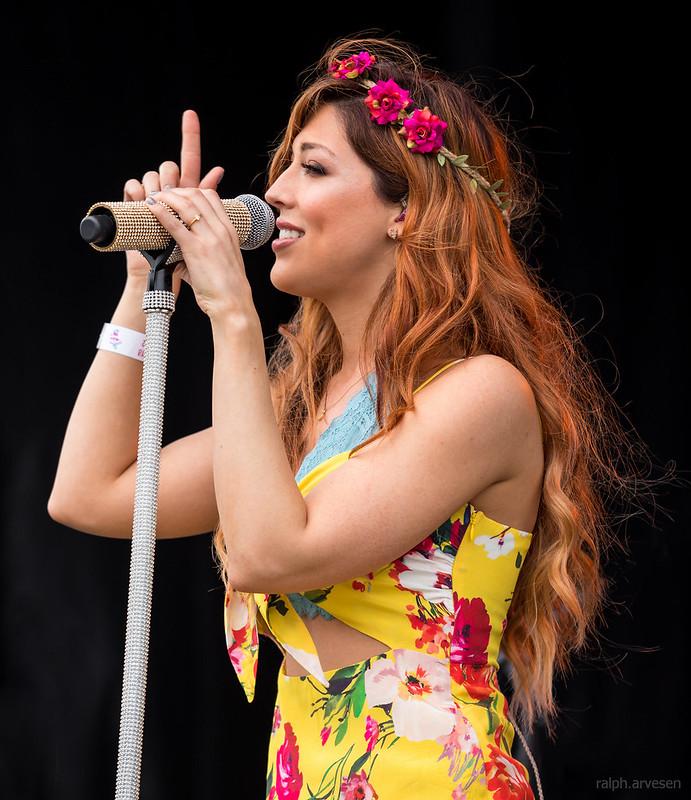 Vanessa Lynn Bird performing in San Antonio, Texas (2018-04-21)
