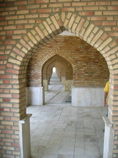 Arches in Tehran, Iran