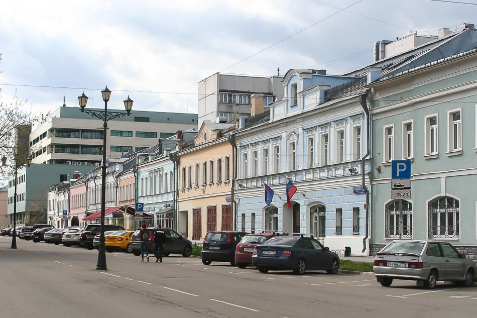 Улица Школьная, бывшая Рогожская ямская слобода