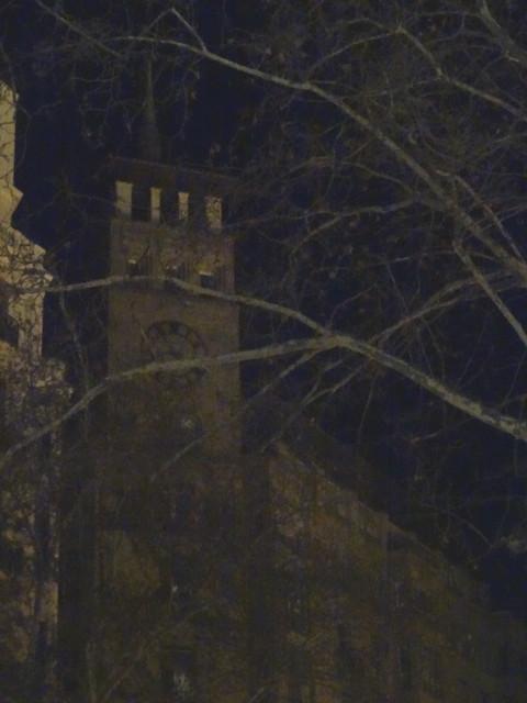 Siniestra torre de la UGT