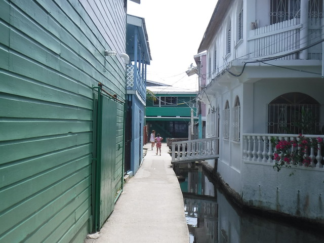Bonacca, the Venice of the Caribbean