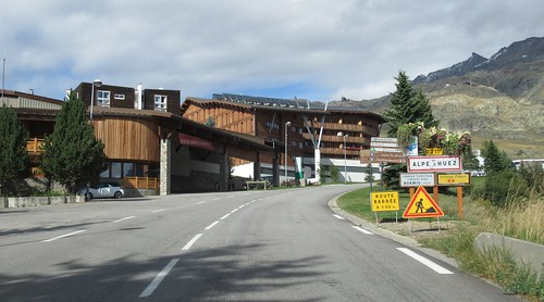 Alpe-d'Huez-1 | by European Roads