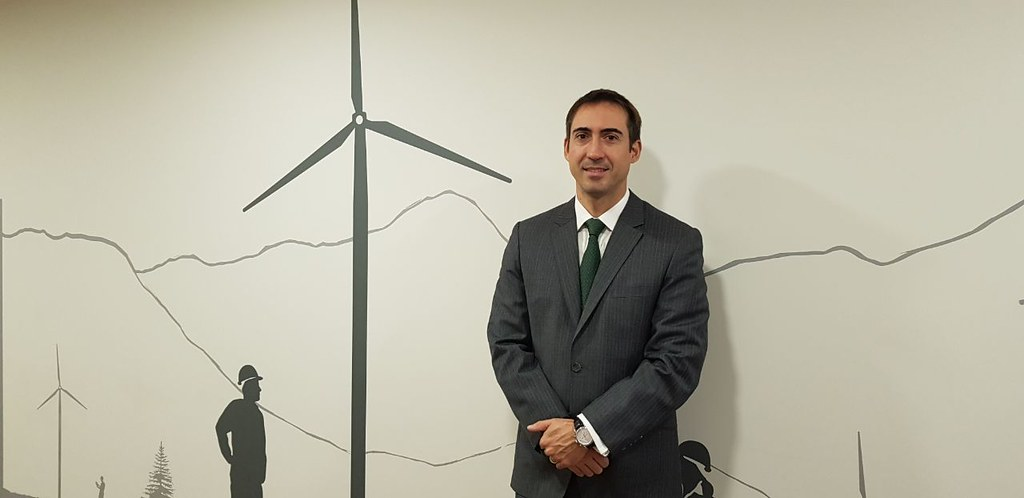 Mainstream Chile General Manager Manuel Tagle