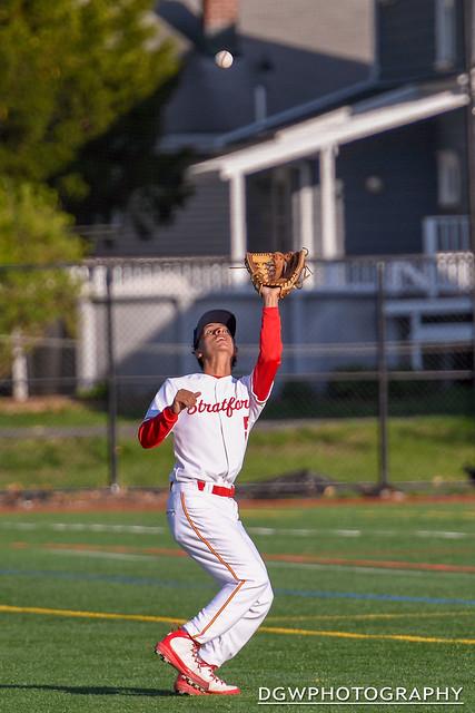 Pomperaug vs. Stratford High - High School Baseball
