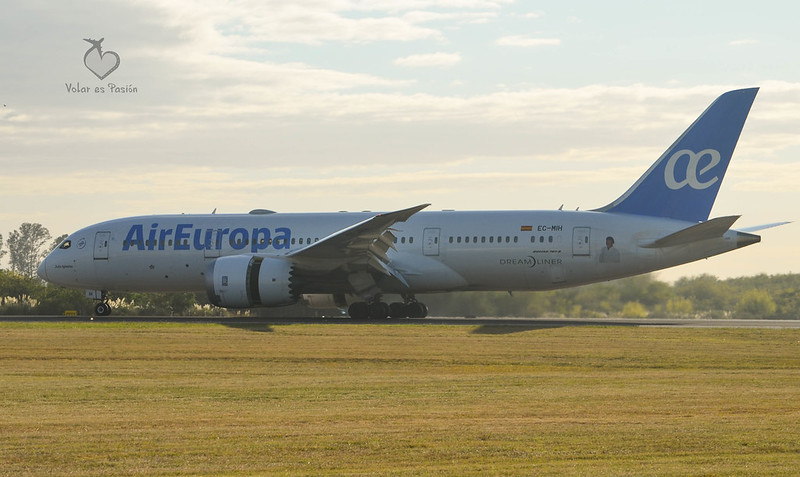 Air Europa - B787 Dreamliner