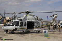 MM81750 - 31301 - Italian Guardia di Finanza - AgustaWestland AW139 - Luqa Malta 2017 - 170923 - Steven Gray - IMG_0294