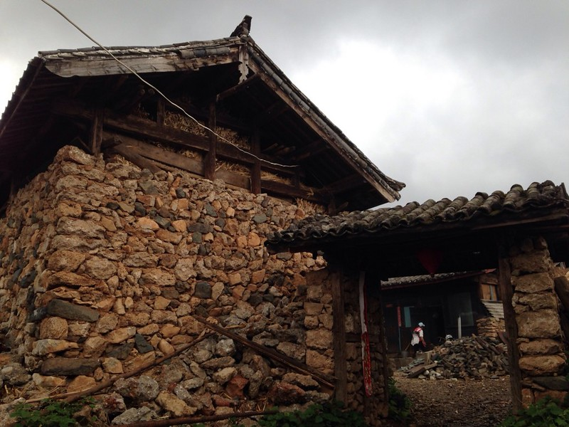 麗江から宝山石頭城へ, 2