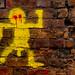 XPRO5924-1 Yellow brick man