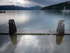 Reflections Everywhere - Hakone