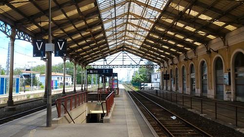 Gare de Carcassonne - Carcassonne, France