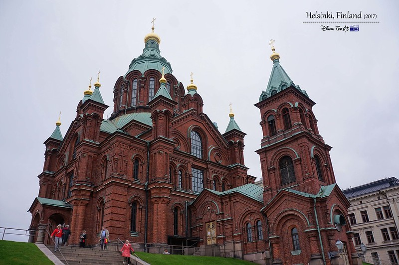 2017 Europe Helsinki Day 2 04 Uspenski Cathedral 01
