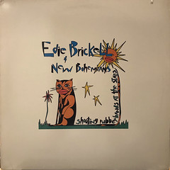 EDIE BRICKELL & NEW BOHEMIANS:SHOOTING RUBBERBANDS AT THE STARS(JACKET A)