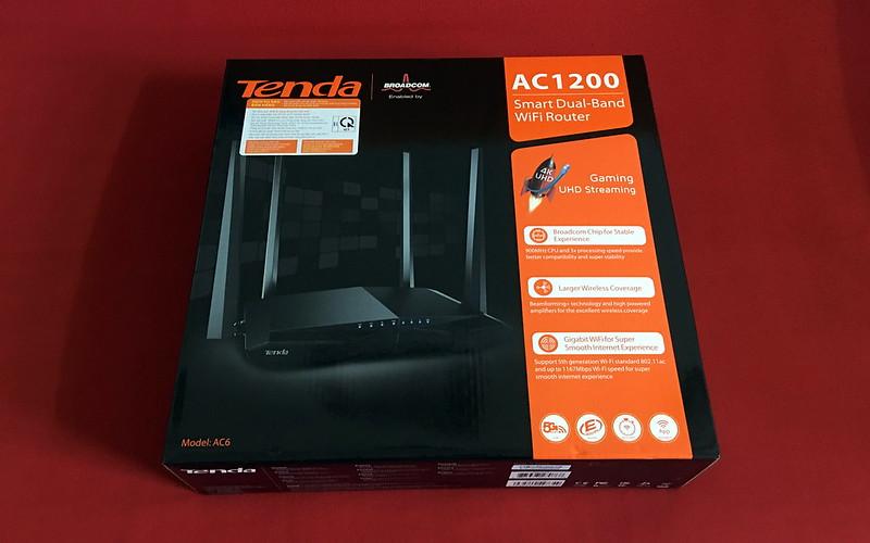 [Review] Tenda AC6 AC1200 sau 1 tháng sử dụng – Giao diện ưa nhìn, quản lý qua app, băng tần kép kèm 4 râu 5 dBi, hơi bị ngon 41865195952_23704e4783_c