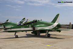 8808 - SA027 331 - Saudi Hawks - Royal Saudi Air Force - British Aerospace Hawk 65A - Luqa Malta 2017 - 170923 - Steven Gray - IMG_0282