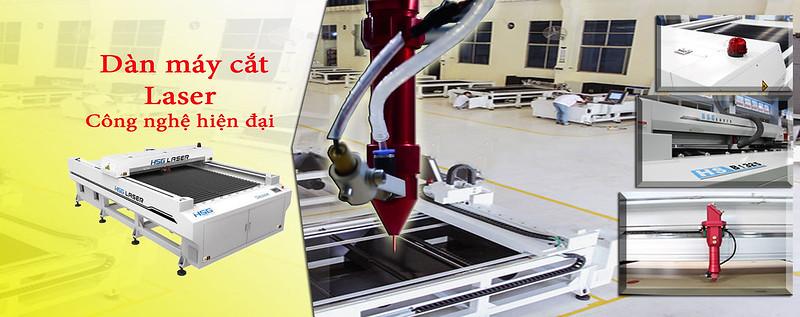 Dàn máy cắt Laser Mica tiên tiến hiện đại bạc nhất khu vực - niềm tự hào Micomax