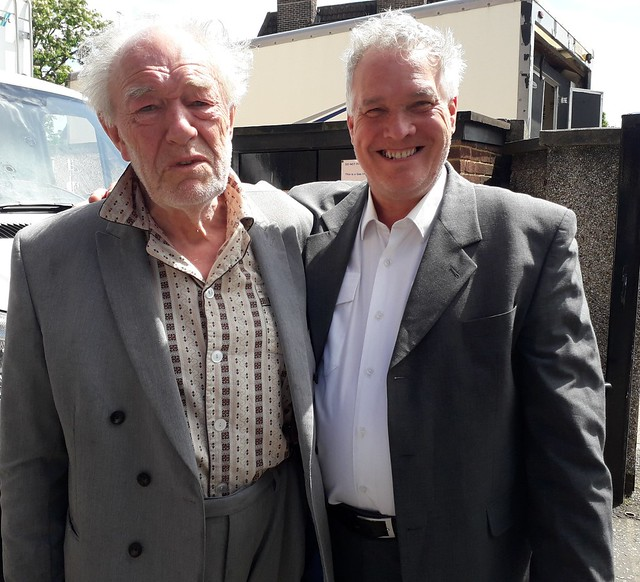 As Stand In for Sir Micheal Gambon on a recent Production,