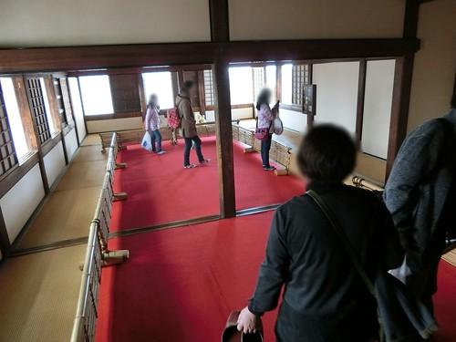 姫路城の見どころと混雑 西の丸