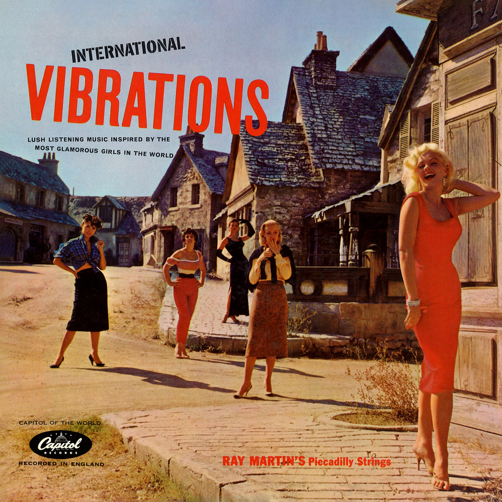 Ray Martin - International Vibrations