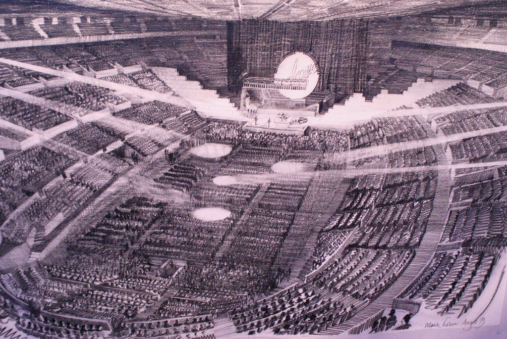 > Expo Pink Floyd au Macro de Rome.