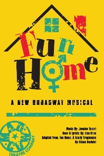 "Tony Award Winning Musical – ""Fun Home"" at the Mad Cow Theatre"