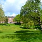 Re landscaped Winckley Square, Preston
