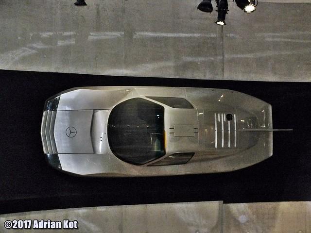 Mercedes-Benz C111 III, Fujifilm FinePix HS35EXR