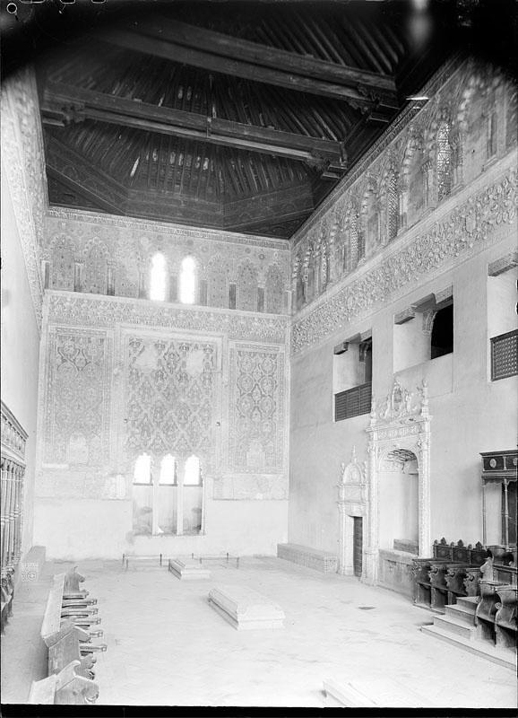 Sinagoga del Tránsito. Fotografía de Juan Miguel Pando Barrero © Fototeca del IPCE signatura PAN-014046_P