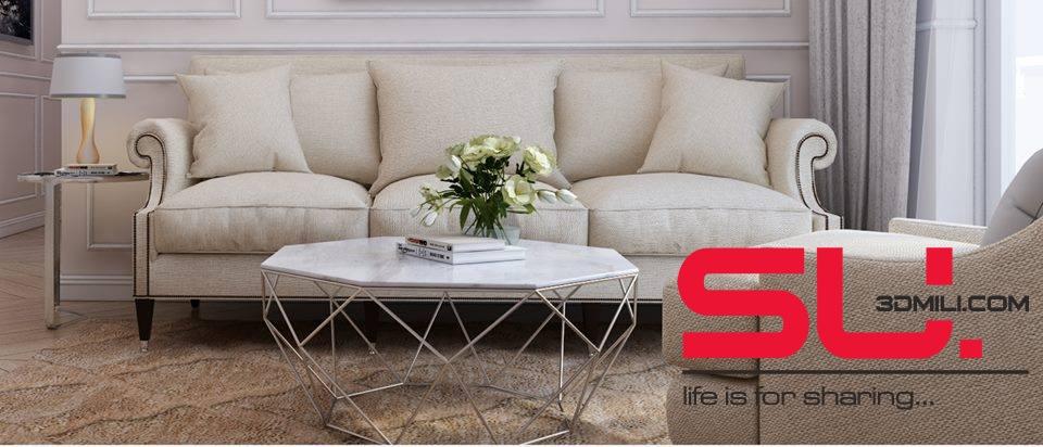 37 Classic Sofa Sketchup Model Free Download 3d Mili Free