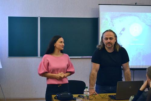 Тренінг Олександр Гороховський
