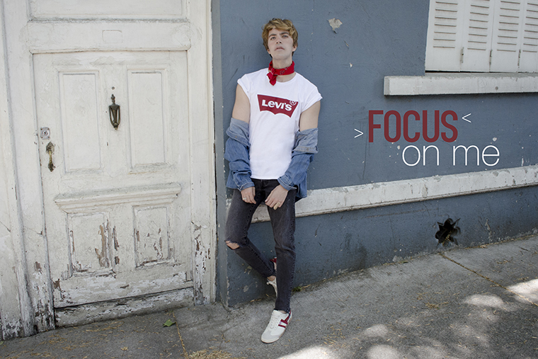 Focus on Me Levis 501 Day