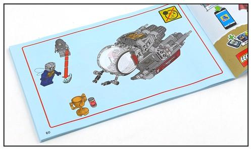 LEGO Marvel Superheroes 76109 Quantum Realm Explorers 06
