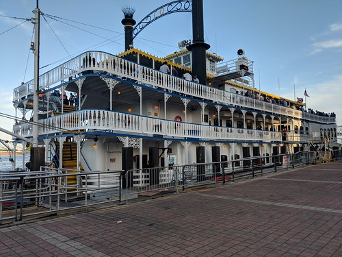 River boat in New Orleans