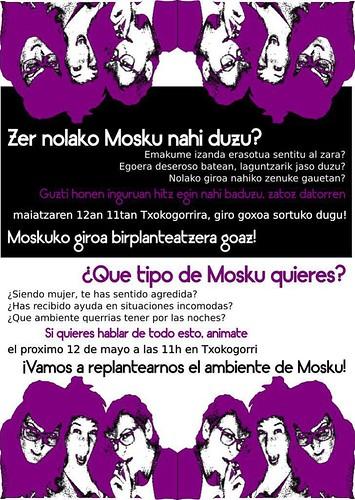 ¿Qué tipo de Mosku quieres? / Ze nolako Mosku nahi duzu?