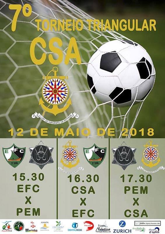Cartaz Torneio CSA