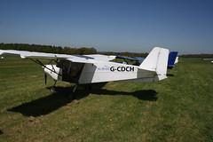 G-CDCH Best Off Skyranger [BMAA/HB/384] Popham 050518