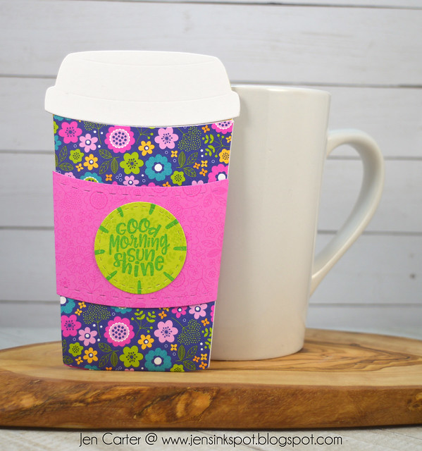 Jen Carter LID  To Go Coffee Talk 2 Summer
