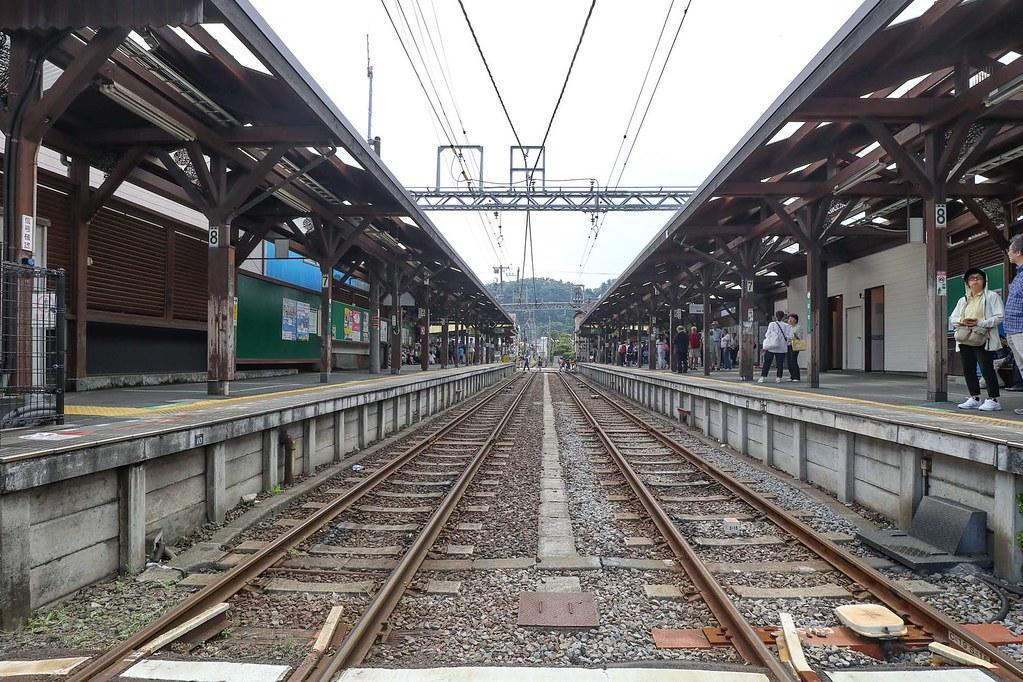 江ノ電「長谷駅」