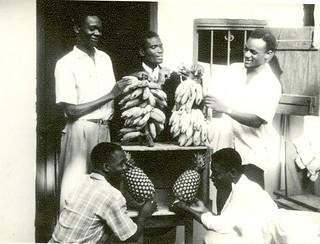 Members of Accra Mennonite Church Ghana