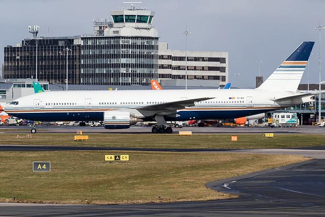 EC-MIA / Privilege Style / Boeing 777-28E(ER)