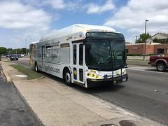 DART Buses in Dallas