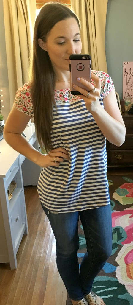 Matilda Jane State Lines Top