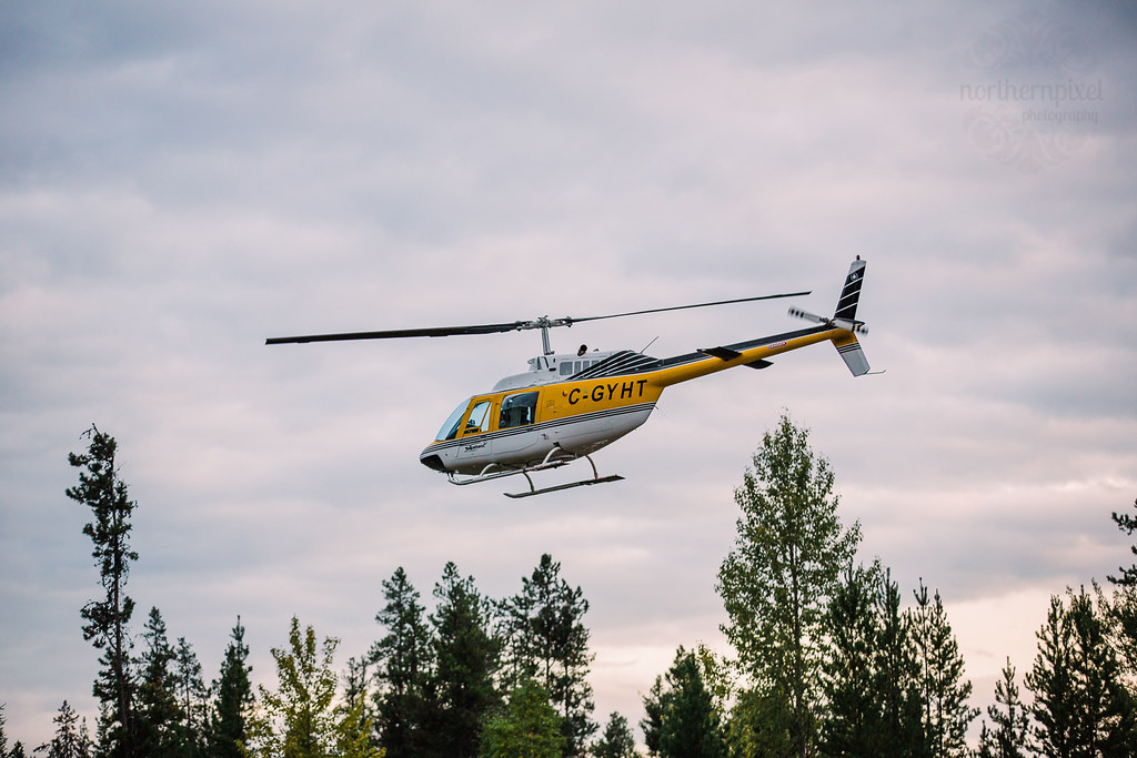 Yellowhead Helicopters - Valemount