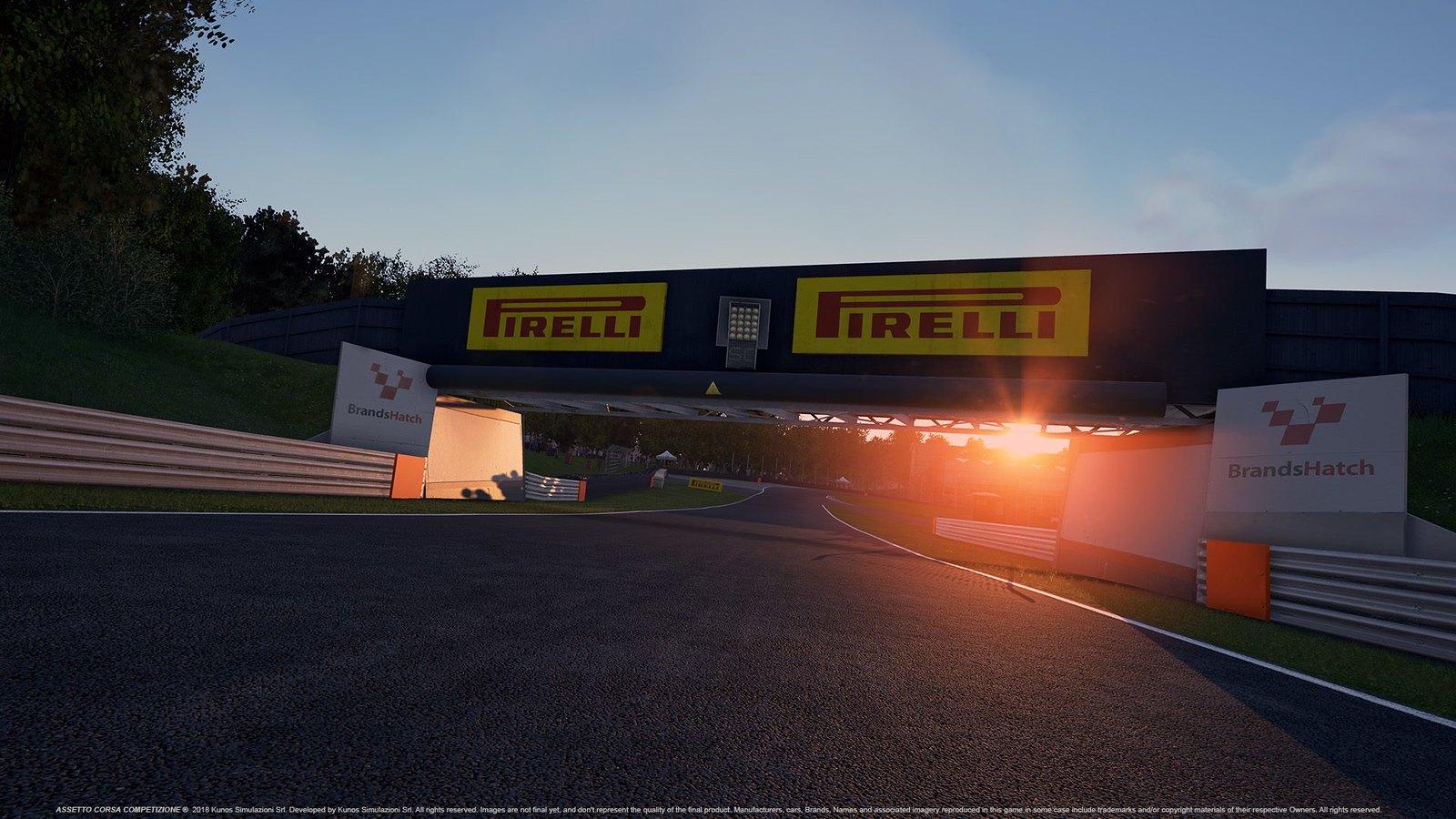 Brands Hatch ACC part7