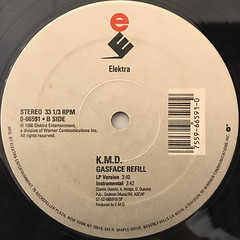 KMD:PEACHFUZZ(LABEL SIDE-B)