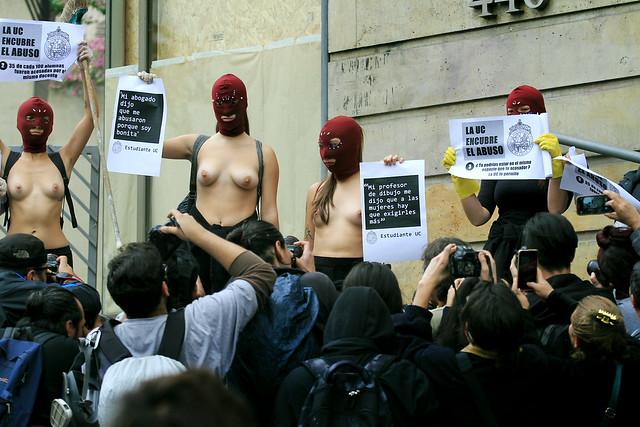 #LaJGMmarcha Educación No Sexista