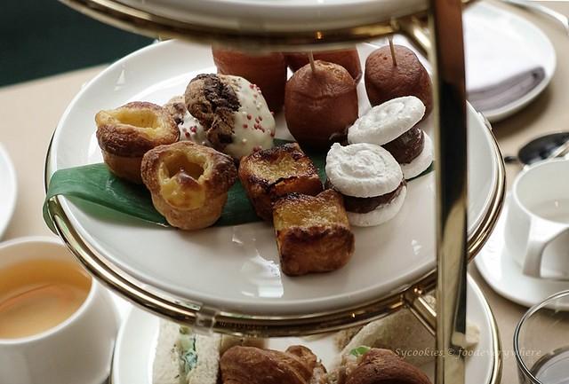 7.Afternoon Tea @ Fritz Brasserie (Ground Floor, Wolo Hotel)