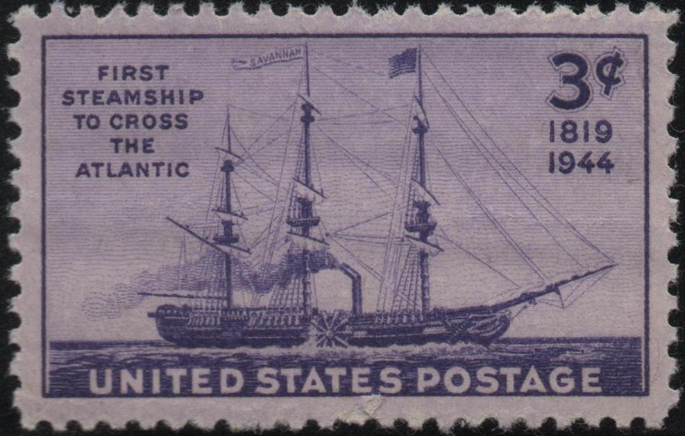 United States - Scott #923 (1944)