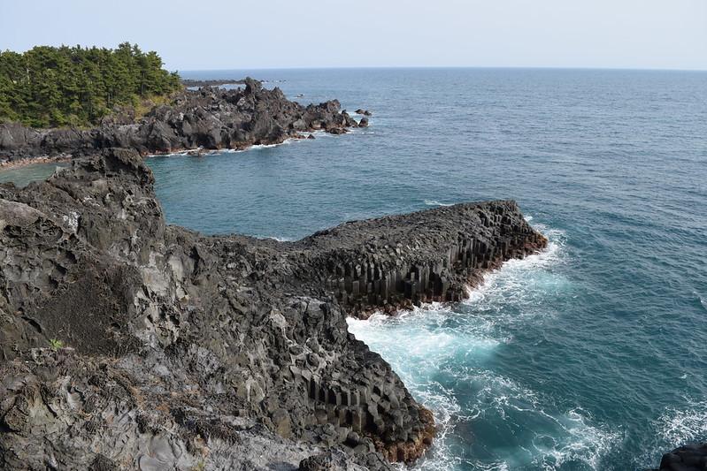 Daepo Jusangjeolli Cliff (3)