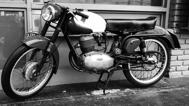 1957 Gilera 125 Sport
