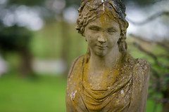 Sculpture of a young Girl I